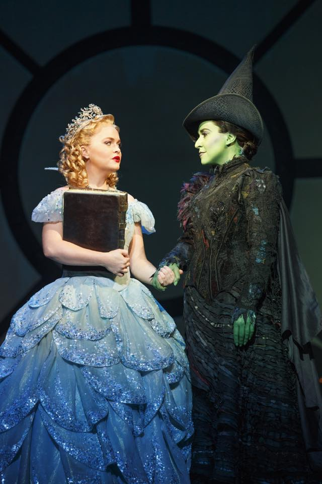 Flying High A Wicked Fan Site New Photos Jessica Vosk