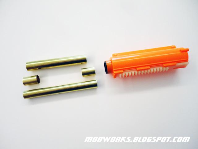 Mod Works Nerf Stampede Quot Brass Breech Quot Mod Guide