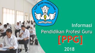 Mekanisme Pelaksanaan PPG Dalam Jabatan Tahun 2018