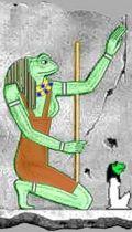 egipska bogini heket