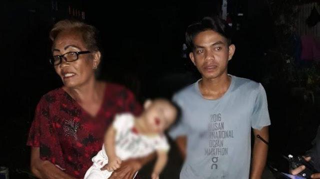 Bayi 10 Bulan di Hajar Hingga Berdarah Oleh Ayah Tiri