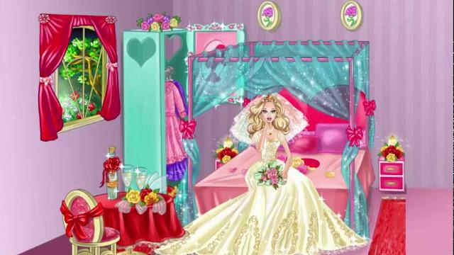 Game trang điểm cô dâu và chú rể ngày cưới thú vị