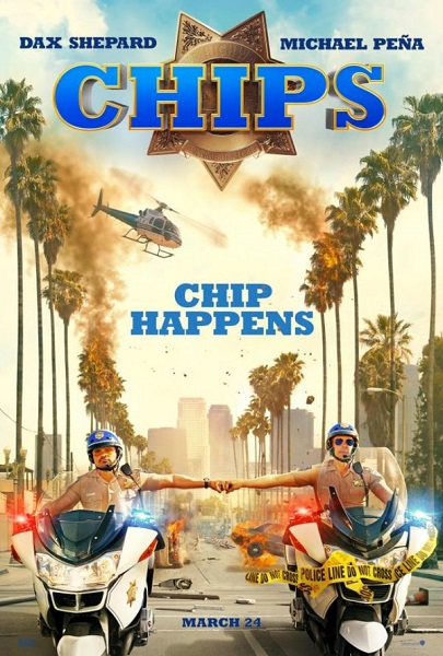 Film CHiPs 2017 Bioskop