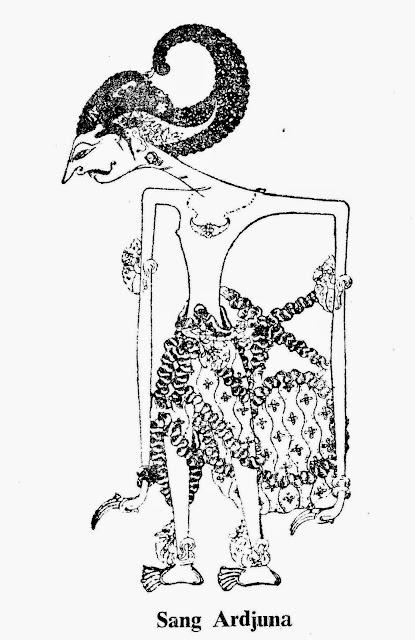 Wayang Mahabharata Arjuna dan Kepopulerannya di Indonesia