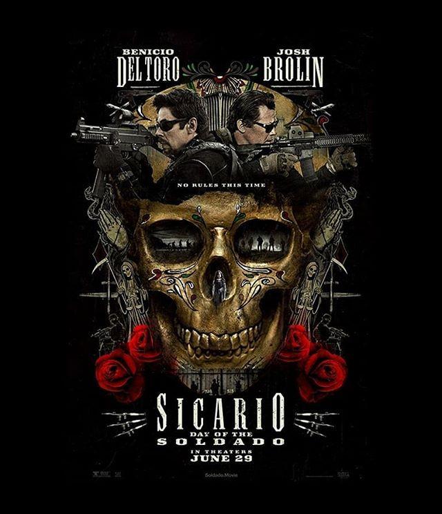 Xem Phim Sicario: Chiến Binh Mexico 2018