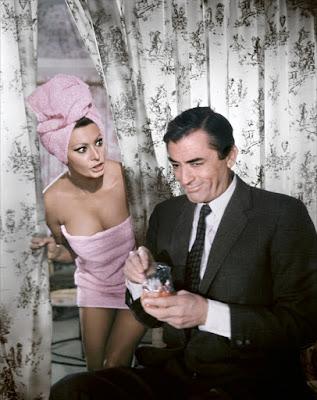 Arabesque 1966 Gregory Peck Sophia Loren Image 9