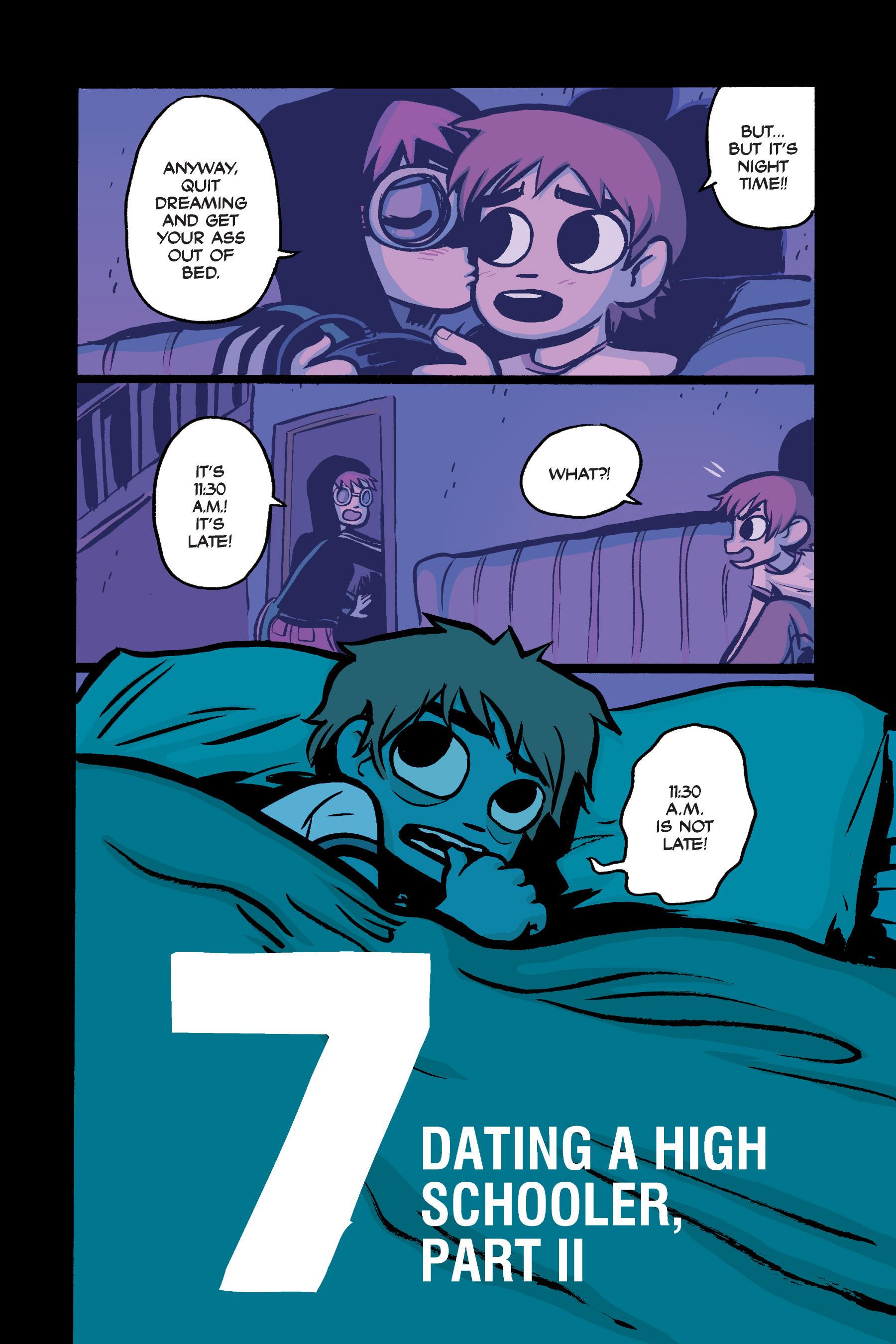 Read online Scott Pilgrim comic -  Issue #2 - 34