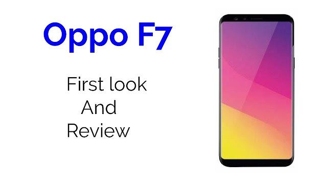 Oppo F7 in India