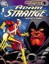 Adam Strange Special