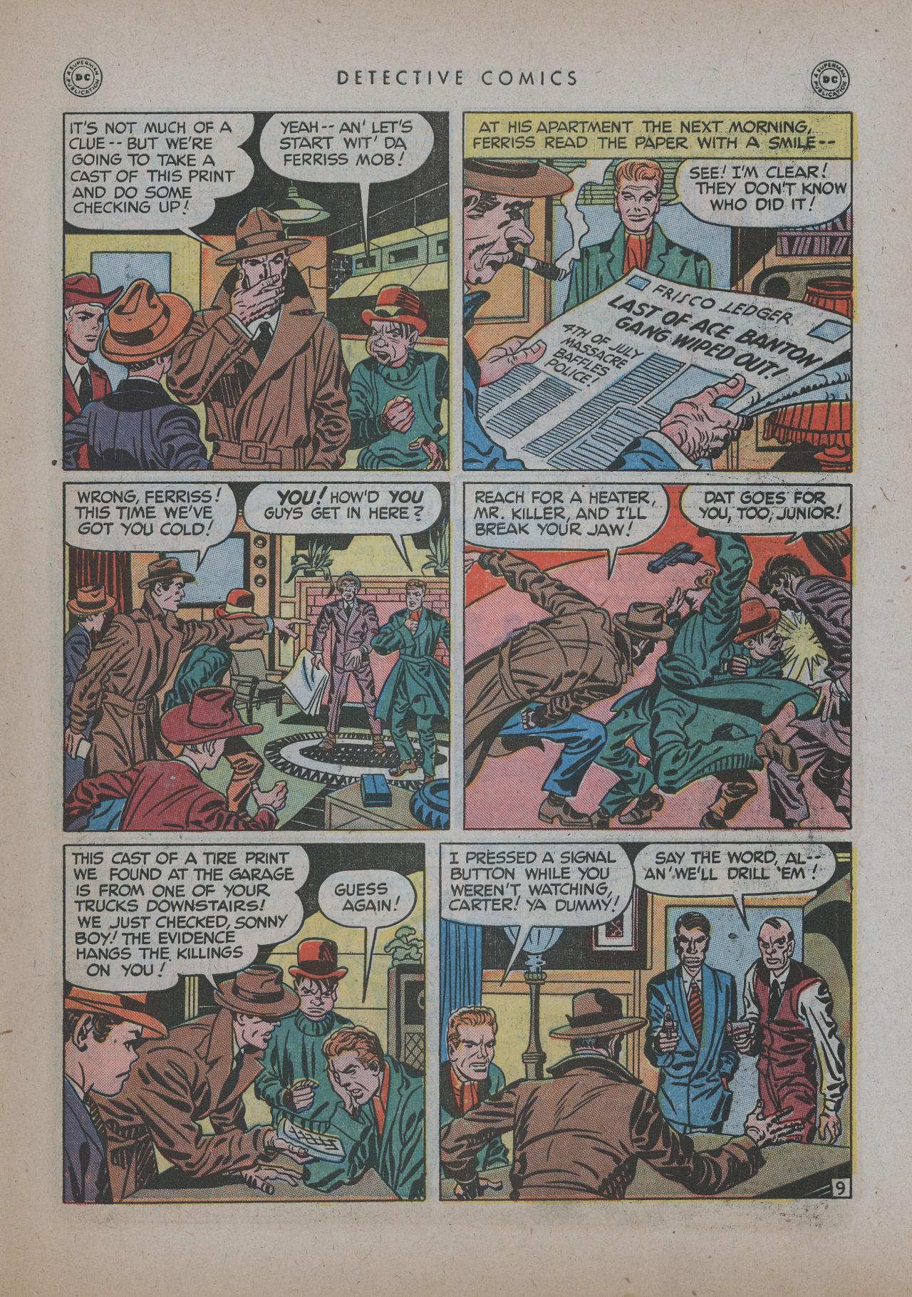Read online Detective Comics (1937) comic -  Issue #137 - 45