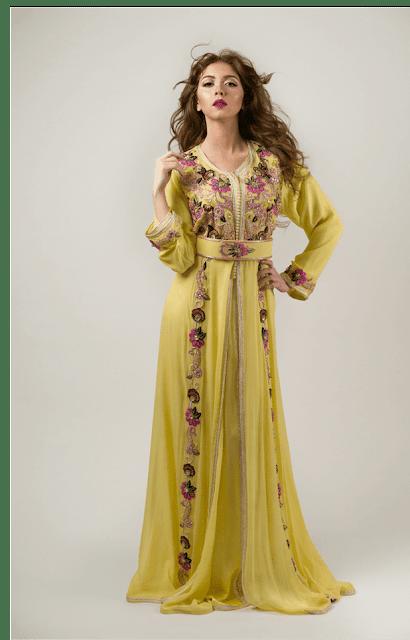 caftan marocain collection magnifique en images