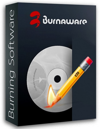 BurnAware Premium v9.4 poster box cover