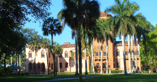 The Ringling - Ca' D' Zan And The Gardens