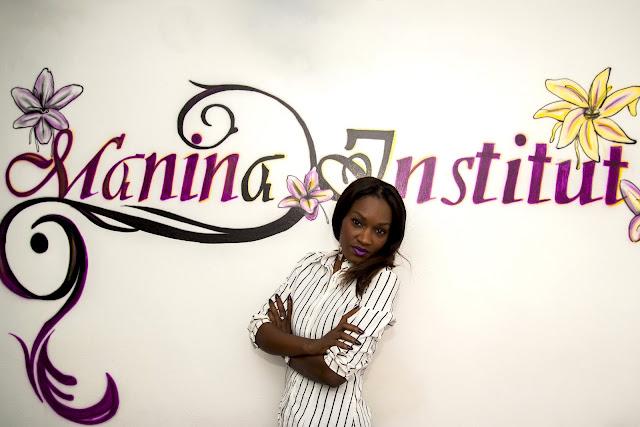 FashionDRA | Focus Brand : L'institut MANINA