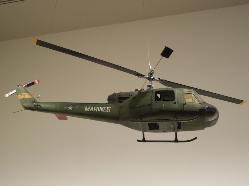 Full Metal Jacket remote controlled US Army helicopter model