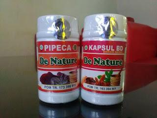 Kombinasi PIPECA ( Exstrak Daun Sirih Merah ) & Kapsul BD (Bersih Darah) - http://www.infodenature.com/2018/03/jika-kena-kanker-perubahan-puting.html