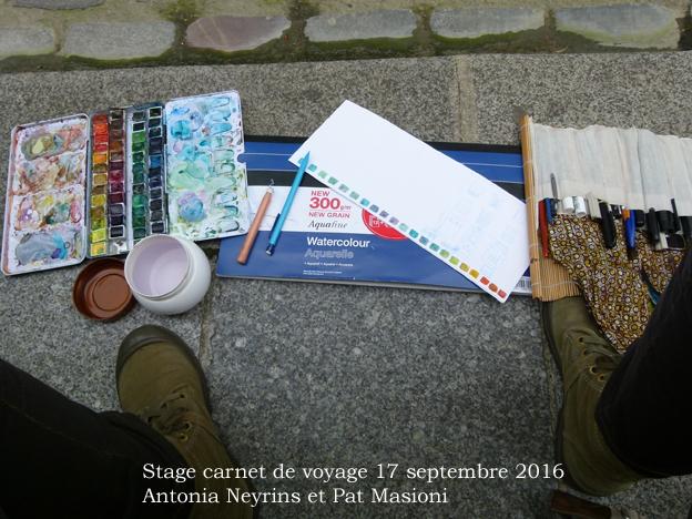 Les carnets de voyage d 39 antonia neyrins retour sur le for Carnet de voyage paris