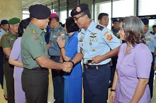 Panglima TNI : TNI Bantu Tingkatkan Produksi Pangan Nasional