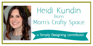 Heidi Kundin Moms Craft Space blog post graphic Kids Craft: Popsicle Stick Containers 5