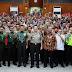 Kapolretabes Surabaya Sampaikan Hasil Operasi Sutera Selama Ramadhan