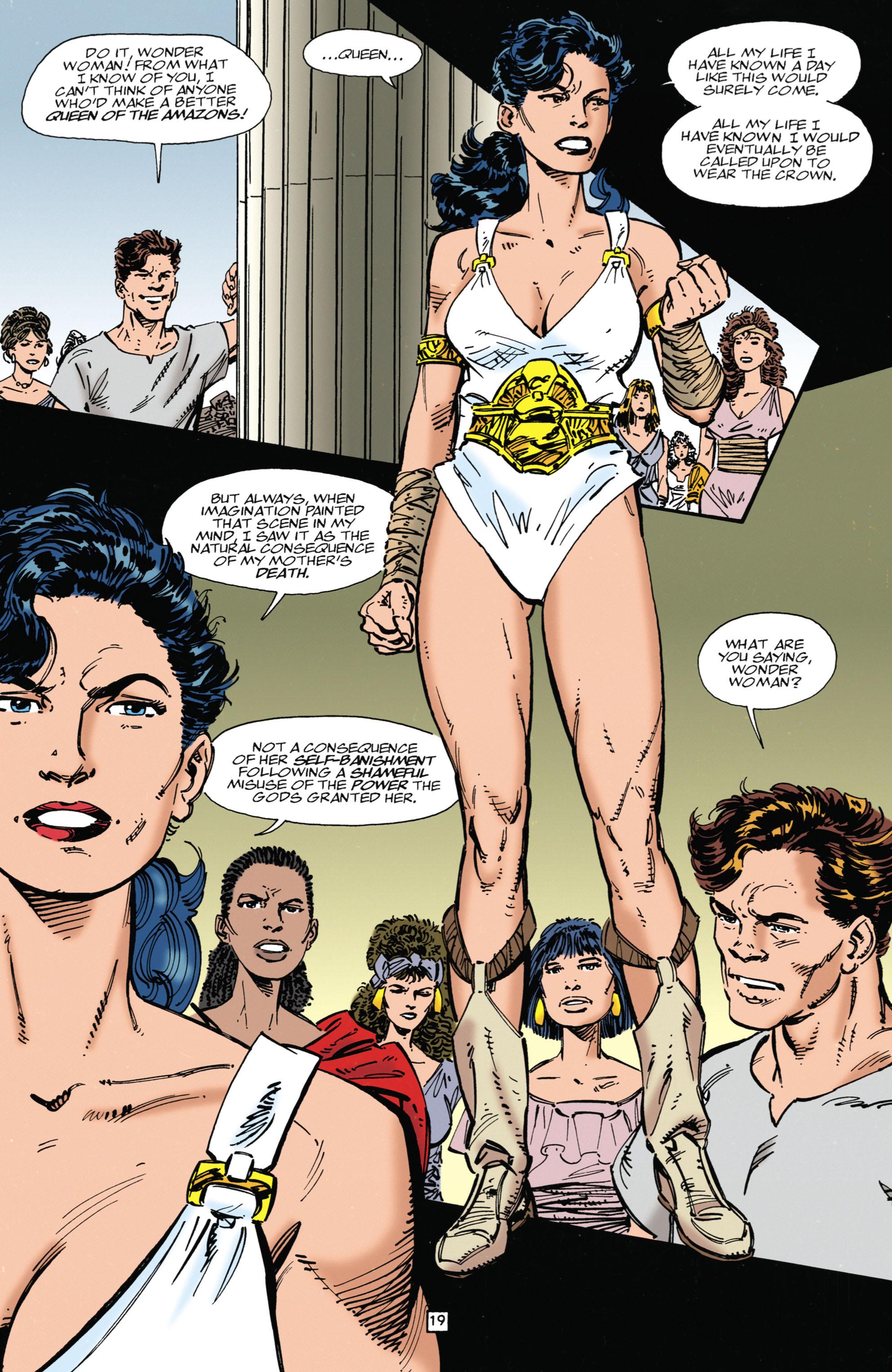 Read online Wonder Woman (1987) comic -  Issue #104 - 19