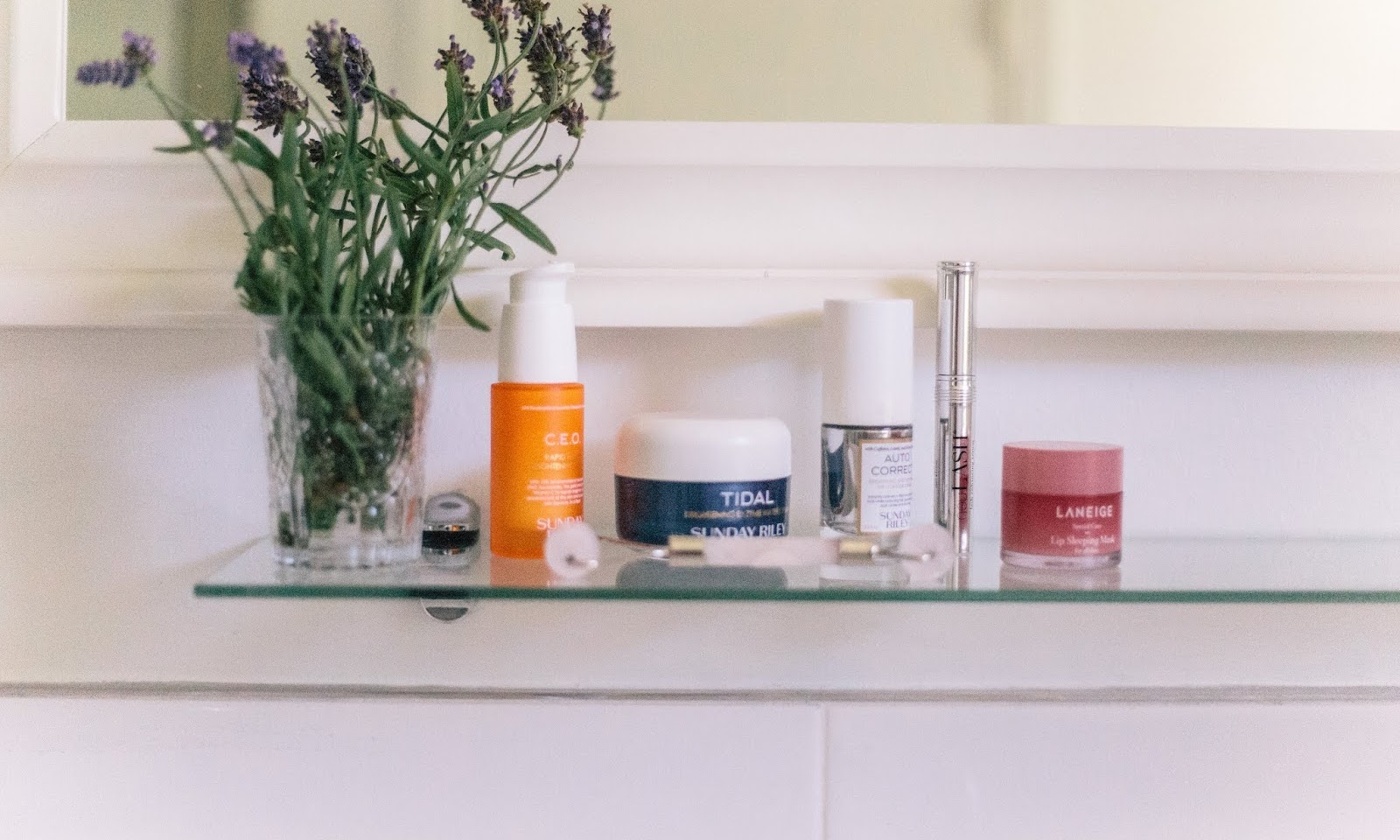 My Current Summer Skincare Routine