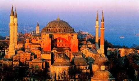 Eκπληκτική Εικονική περιήγηση στο εσωτερικό της Αγίας Σοφίας...Εκει που ο Ερντογαν διορισε ιμαμη!!!!!!!