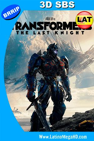 Transformers: El Último Caballero (2017) Latino HD 3D SBS 1080P ()