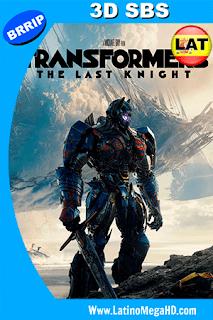 Transformers: El Último Caballero (2017) Latino HD 3D SBS 1080P - 2017