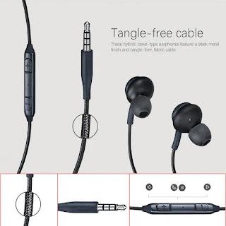 cuffie auricolari s8 con microfono on tenck