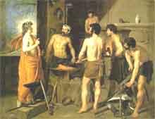 "<Imgsrc =""La-fragua-de-Vulcano.jpg"" width = ""220"" height ""169"" border = ""0"" alt = ""Fragua de Vulcano de D. Velázquez | 1620"">"