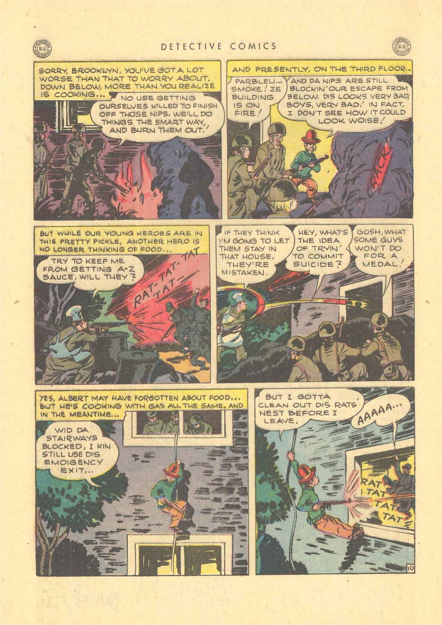 Read online Detective Comics (1937) comic -  Issue #109 - 48