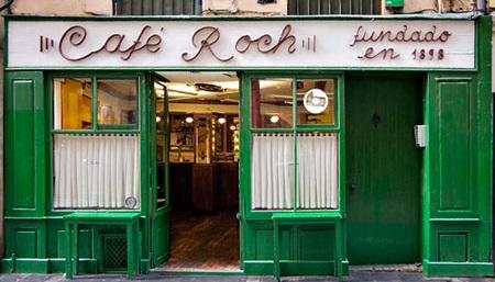 Café Roch - Pinchos por Pamplona