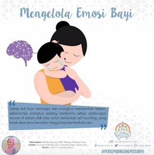Mengelola Emosi Bayi