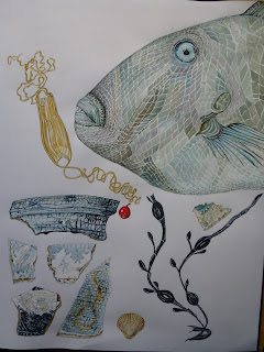 DRAWINGS FROM NATURE