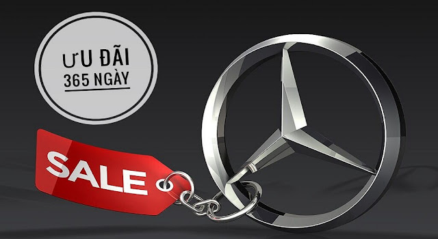 Mercedes Võ Văn Kiệt thường xuyên áp dụng các Chương trình khuyến mãi trong tháng