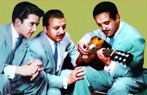 Trio Los Duendes - Luz De Luna