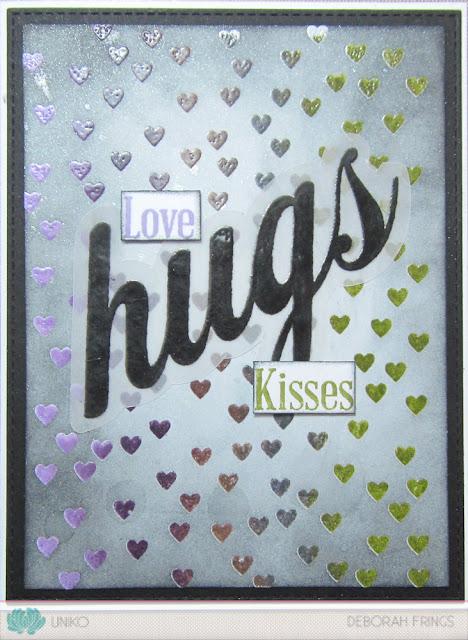 Love, Hugs, Kisses - photo by Deborah Frings - Deborah's Gems