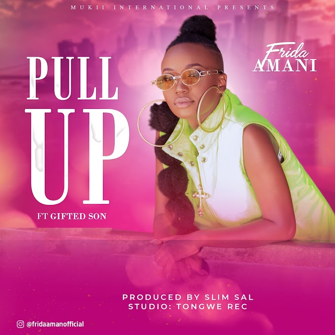 NEW AUDIO | Frida Amani Ft. GIFTEDSON - PULL UP | Download