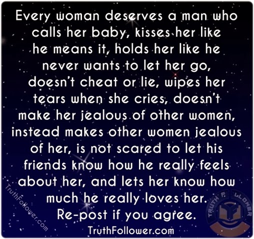 Every Woman Deserves Love And Respect Quotes
