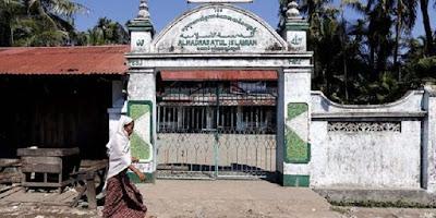 Pemerintah Myanmar Akan Ajukan Gugatan Hukum Terkait Rencana Penghancuran 12 Masjid dan 35 Madrasah