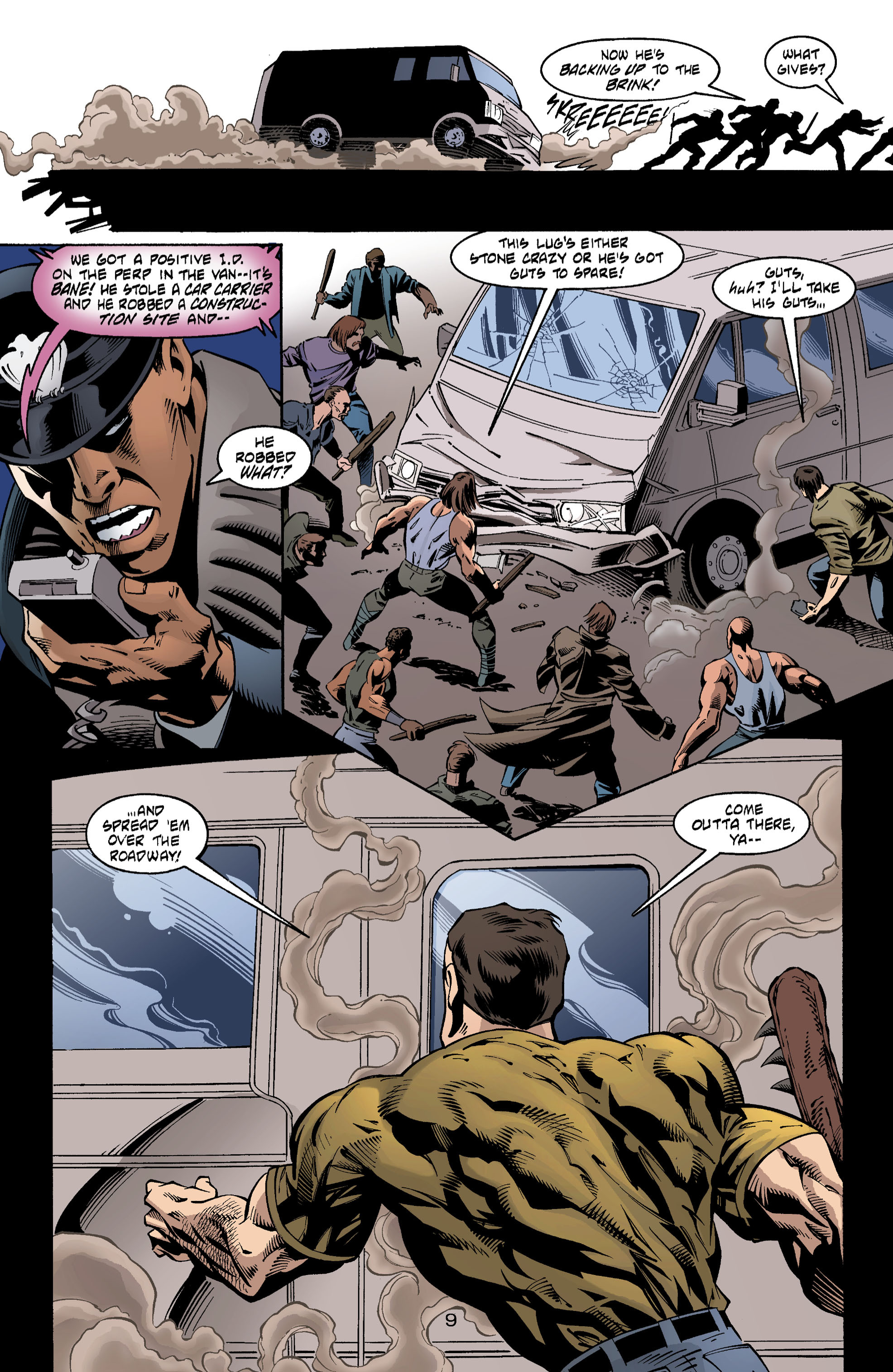Detective Comics (1937) 736 Page 9