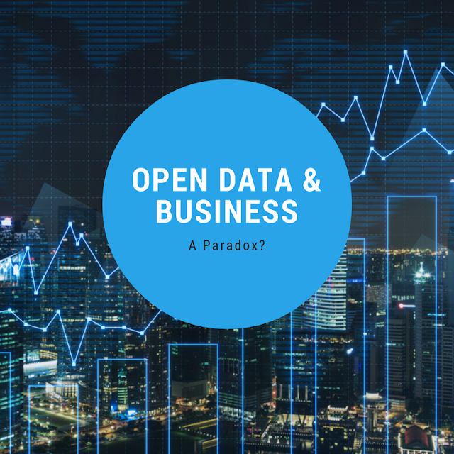 Open Data and Business - a paradox?