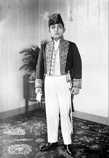 Abdoel Aziz Abdoeldjalil Rachmat Sjah,  Sultan van Langkat 1895