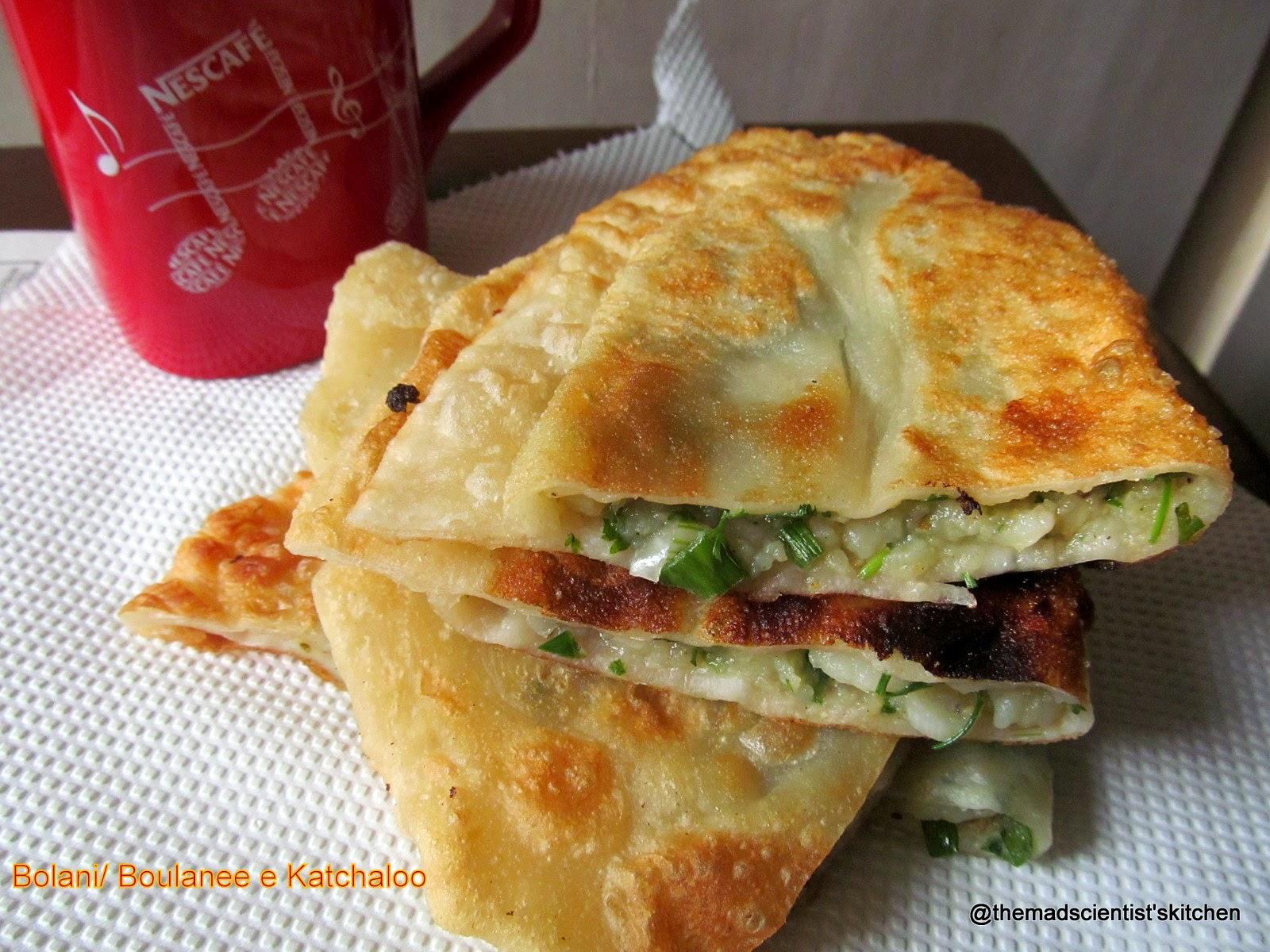 Persian Kitchen Street Food