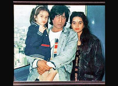 Shraddha Kapoor's Childhood