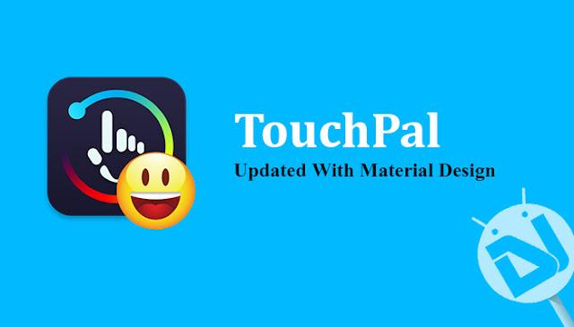 Aplikasi Keyboard Android Ringan Touchpal