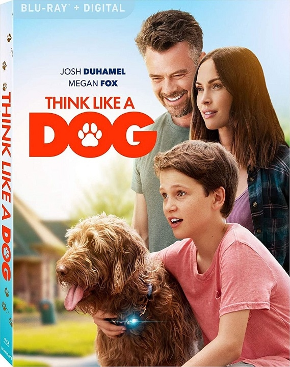 Think Like a Dog arrives on Blu-ray (plus Digital), DVD, Digital, and On Demand June 9 (Lionsgate)