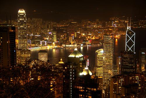 Destinasi pelancongan menarik di Asia - Hong Kong