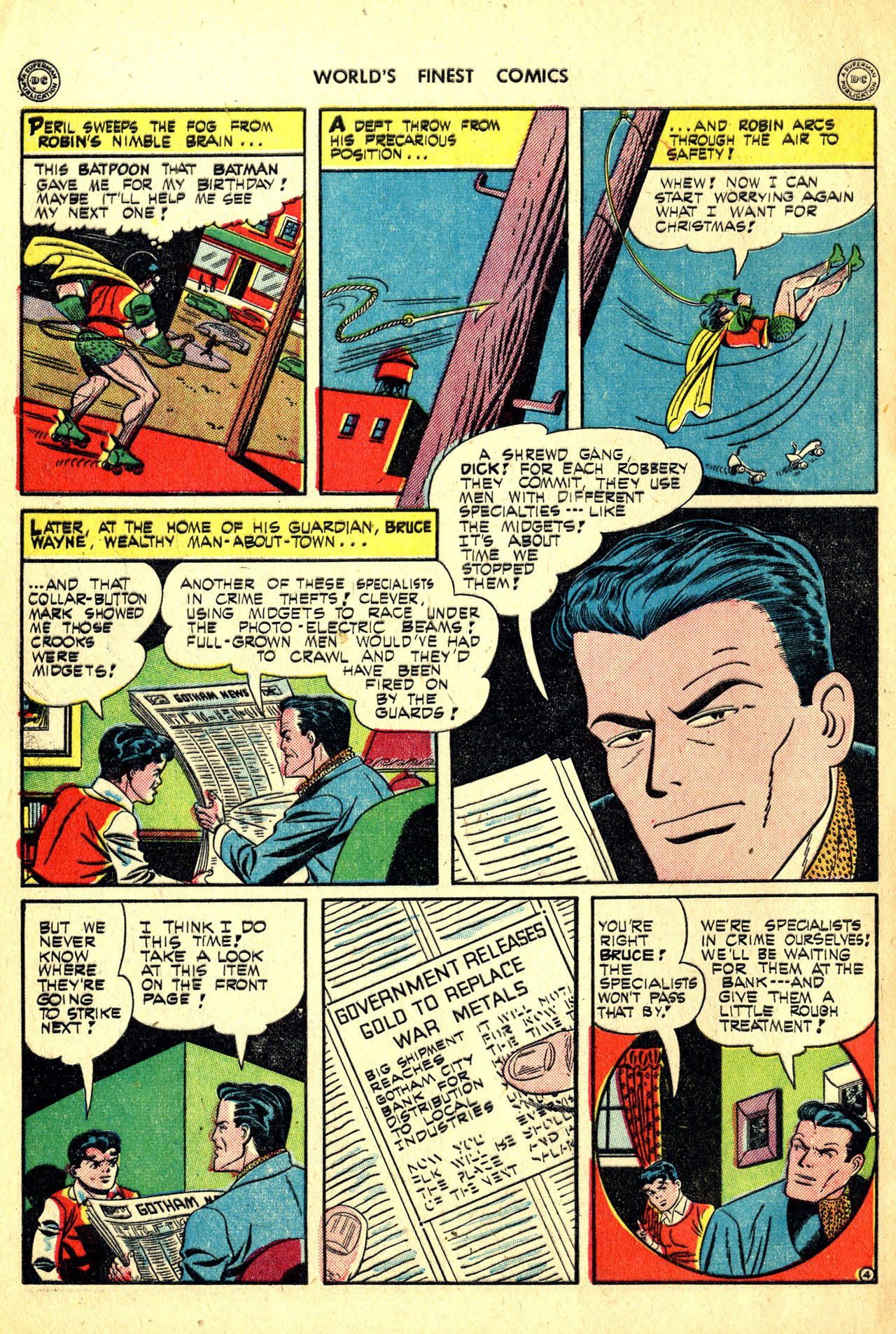 Read online World's Finest Comics comic -  Issue #18 - 72